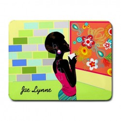 Artsy Sistah Personalized Mouse Pad
