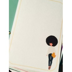 Casual Chic Planner Friend Note/Journal Cards