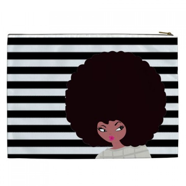 Casual and Stylish Personalized Planner Pouch