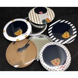 Blaque Beauty Handbag Mirror