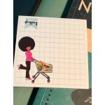 Casual Shopper Sticky Notes