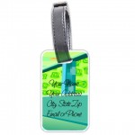 Cosmopolite Personalized Bag/Luggage Tag