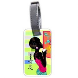 Artsy Sistah Personalized Bag/Luggage Tag
