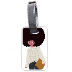 Casual Chic Personalized Bag/Luggage Tag