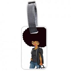 Denim Diva  Personalized Bag/Luggage Tag