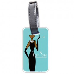Oh Dahling Personalized Bag/Luggage Tag