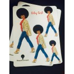 Metropolitan Missy Planner Friend Stickers