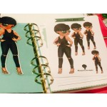 Urban Diva - Sticker Sheets